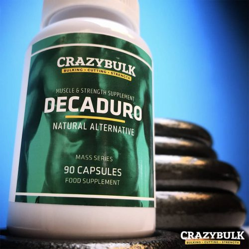 Opiniones de CrazyBulk DecaDuro: la mejor alternativa legal y segura a Deca Durabolin