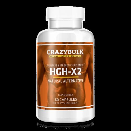 مراجعة HGH-X2 - المكمل الطبيعي لنمو العضلات